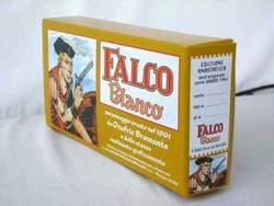Copertina FALCO BIANCO n. - FALCO BIANCO cofanetto vuoto, MERCURY EDITORIALE