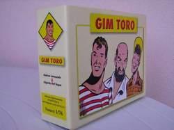 Copertina GIM TORO 1a serie n. - GIM TORO serie GIALLA cofanetto, MERCURY EDITORIALE