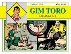 Copertina GIM TORO raccolta n.2 - GIM TORO raccolta serie GIALLA, MERCURY EDITORIALE