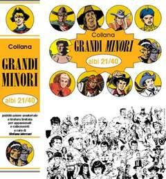 Copertina GRANDI MINORI COFANETTO n.2 - COFANETTO VUOTO PER ALBI DAL 21/40, MERCURY EDITORIALE