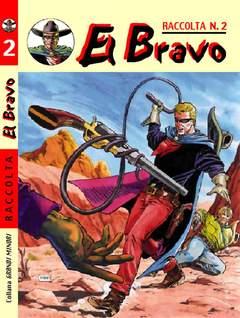 Copertina GRANDI MINORI RACCOLTA COLLANA n.10 - EL BRAVO 2, MERCURY EDITORIALE