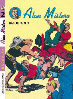 Copertina GRANDI MINORI RACCOLTA COLLANA n.26 - ALAN MISTERO 2, MERCURY EDITORIALE