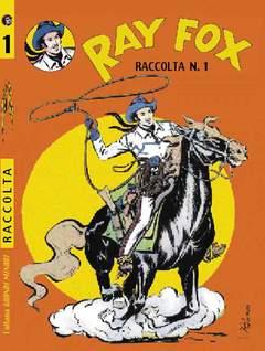 Copertina GRANDI MINORI RACCOLTA COLLANA n.5 - RAY FOX 1, MERCURY EDITORIALE