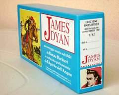 Copertina JAMES DYAN n. - COFANETTO VUOTO, MERCURY EDITORIALE