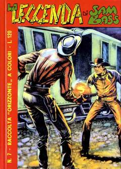 Copertina JEFF ARNOLD RACCOLTA (m8) n.7 - RACCOLTA JEFF ARNOLD, MERCURY EDITORIALE