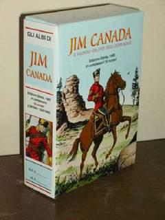Copertina JIM CANADA n. - COFANETTO VUOTO, MERCURY EDITORIALE