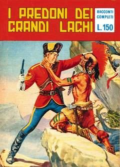 Copertina JIM CANADA RACCOLTA n.3 - EDIZIONE ANASTATICA DARDO, MERCURY EDITORIALE