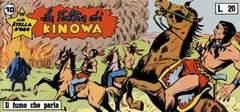 Copertina KINOWA ALBO D'ORO E STRISCIA n.22 - 10/18 SERIE 7 STRISCIA + 9/10 ALBO D'ORO FOLLIA, MERCURY EDITORIALE