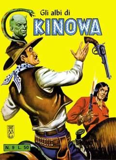 Copertina KINOWA LIBRETTO COLORE (m9) n.2 - 09/16, MERCURY EDITORIALE