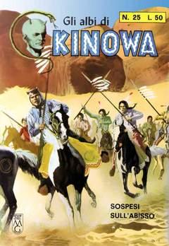 Copertina KINOWA LIBRETTO COLORE (m9) n.4 - 25/32, MERCURY EDITORIALE