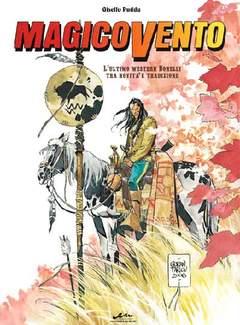 Copertina MAGICO VENTO n.1 - L'ultimo western Bonelli tra novità e tradizione, MERCURY EDITORIALE