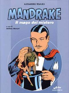 Copertina MANDRAKE n.1 - IL MAGO DEL MISTERO, MERCURY EDITORIALE