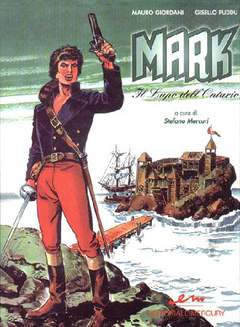 Copertina MARK Il Lupo dell'Ontario n.1 - MARK LUPO DELL'ONTARIO, MERCURY EDITORIALE