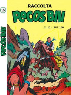 Copertina PECOS BILL ALBI RACCOLTA n.15 - RACCOLTA ALBI DI PECOS BILL, MERCURY EDITORIALE