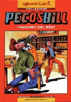 Copertina PECOS BILL RACCOLTA A COLORI n.2 - PECOS BILL SPECIAL COLLEZIONI, MERCURY EDITORIALE
