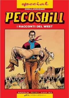 Copertina PECOS BILL SPECIAL COLLEZIONI n.5 - PECOS BILL SPECIAL COLLEZIONI, MERCURY EDITORIALE