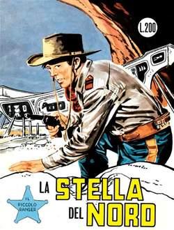 Copertina PICCOLO RANGER COLLANA COWBOY n.5 - 17/20, MERCURY EDITORIALE