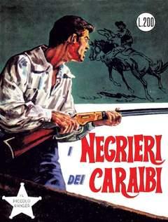 Copertina PICCOLO RANGER COLLANA COWBOY n.9 - 33/36, MERCURY EDITORIALE