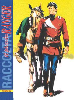Copertina PICCOLO RANGER RACCOLTA COWBOY n.46 - RACCOLTA DELLA COLLANA COW-BOY, MERCURY EDITORIALE