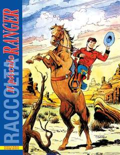 Copertina PICCOLO RANGER RACCOLTA COWBOY n.1 - 1 PICCOLO RANGER, MERCURY EDITORIALE