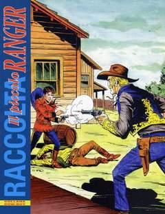 Copertina PICCOLO RANGER RACCOLTA COWBOY n.6 - PICCOLO RANGER RACCOLTA C    6, MERCURY EDITORIALE