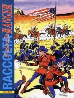 Copertina PICCOLO RANGER RACCOLTA COWBOY n.8 - PICCOLO RANGER RACCOLTA C    8, MERCURY EDITORIALE