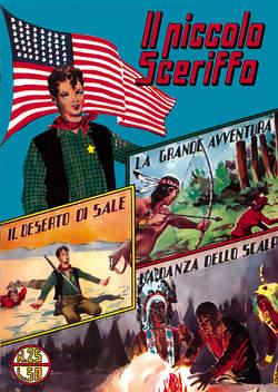 Copertina PICCOLO SCERIFFO n.5 - 25/30, MERCURY EDITORIALE