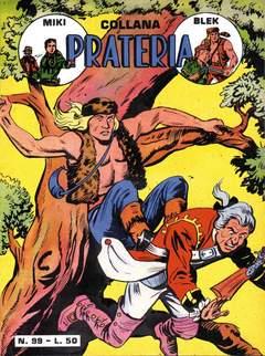 Copertina PRATERIA COLLANA (MIKI + BLEK) n.5 - 99/105, MERCURY EDITORIALE