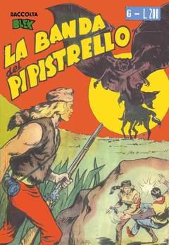Copertina PRATERIA RACCOLTA ALBI D'ORO n.6 - BLEK 6, MERCURY EDITORIALE
