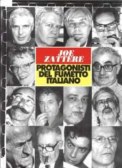 Copertina PROTAGONISTI DEL FUMETTO ITALIANO n. - 200 RITRATTI DI AUTORI DI FUMETTI, MERCURY EDITORIALE
