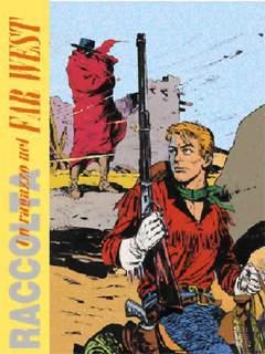 Copertina RAGAZZO FAR WEST RACCOLTA ZENITH n.8 - RAGAZZO FAR WEST RACCOLTA, MERCURY EDITORIALE