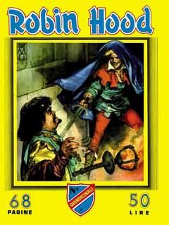 Copertina ROBIN HOOD n.8 - (71/80), MERCURY EDITORIALE