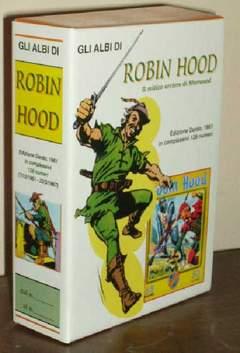 Copertina ROBIN HOOD n. - COFANETTO VUOTO, MERCURY EDITORIALE