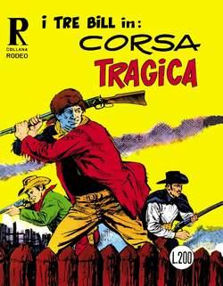 Copertina RODEO COLLANA n.11 - 41/44, MERCURY EDITORIALE