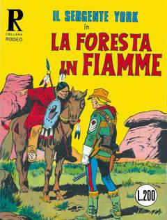 Copertina RODEO COLLANA n.6 - 21/24, MERCURY EDITORIALE