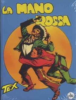 Copertina TEX COLLANA ANASTATICA I edizione n.1 - 01/03, MERCURY EDITORIALE