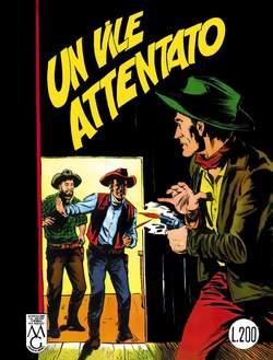 Copertina TEX COLLANA ANASTATICA I edizione n.10 - 28/30, MERCURY EDITORIALE