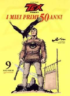 Copertina TEX I MIEI PRIMI 50 ANNI n.9 - Aggiornamento 1999/2006, MERCURY EDITORIALE