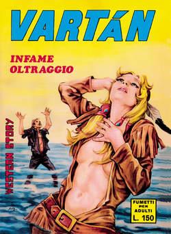 Copertina VARTAN n.3 - 11/15, MERCURY EDITORIALE