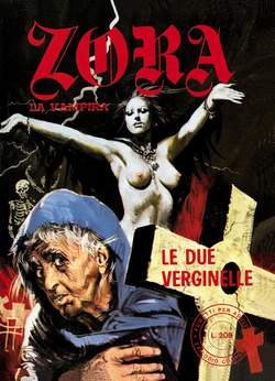 Copertina ZORA n.4 - 10/14, MERCURY EDITORIALE