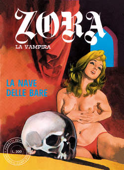 Copertina ZORA n.6 - 20/22, MERCURY EDITORIALE