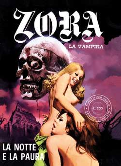 Copertina ZORA n.3 - 5/9, MERCURY EDITORIALE