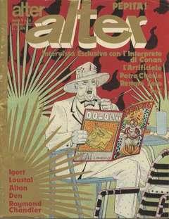Copertina ALTER LINUS n.102 - GIUGNO 1982 - ALTER ALTER, MILANO LIBRI EDIZIONI