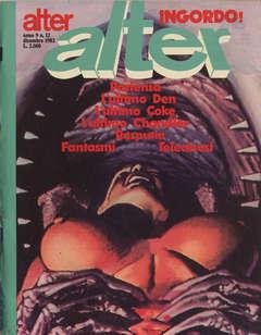 Copertina ALTER LINUS n.108 - DICEMBRE 1982 - ALTER ALTER, MILANO LIBRI EDIZIONI