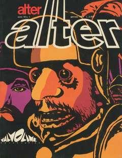 Copertina ALTER LINUS n.109 - GENNAIO 1983 - ALTER ALTER, MILANO LIBRI EDIZIONI
