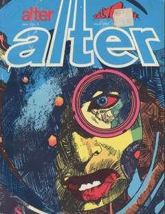 Copertina ALTER LINUS n.111 - MARZO 1983 - ALTER ALTER, MILANO LIBRI EDIZIONI