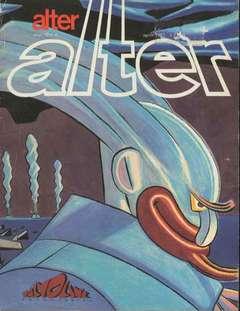 Copertina ALTER LINUS n.112 - APRILE 1983 - ALTER ALTER, MILANO LIBRI EDIZIONI
