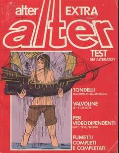 Copertina ALTER LINUS n.115 - LUGLIO 1983 - ALTER ALTER, MILANO LIBRI EDIZIONI
