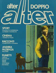 Copertina ALTER LINUS n.116 - 116/117 AGOSTO/SETTEMBRE 1983 - ALTER ALTER, MILANO LIBRI EDIZIONI