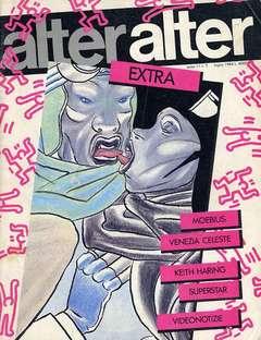 Copertina ALTER LINUS n.127 - LUGLIO 1984 - ALTER ALTER, MILANO LIBRI EDIZIONI